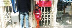 مسئولان بُرخوار از الگوی تبریزی ها در مبارزه با تکدی گری استفاده کنند+ تصاویر
