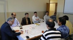 جلسه شورای ورزشی آموزش و پرورش برخوار برگزار شد