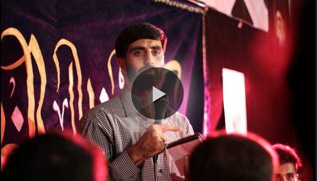 مداحی سیدرضا نریمانی درسوگ شهادت امام جواد(ع) + صوت