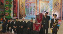 برگزاری مراسم عزاداری دهه اول محرم سپاه ناحیه برخوار