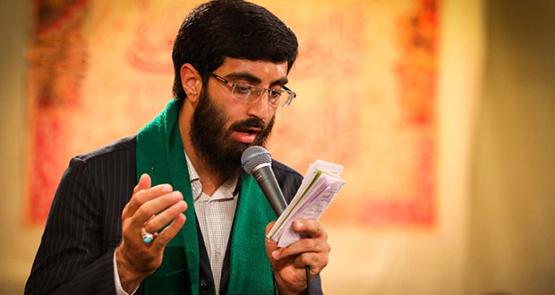 صوتی/ روضه خوانی شهادت امام حسن عسگری با نوای سیدرضانریمانی