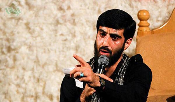 مداحی سیدرضا نریمانی در شهادت امام حسن مجتبی (ع)+صوت