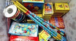 کشف ترقههای غیر مجاز از فروشگاههای لوازمالتحریر در برخوار