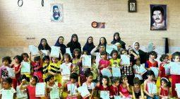 حضور ۱۰۰ ورزشکار در جشنواره ژیمیناستیک دختران شهرستان برخوار+ تصاویر