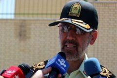 عامل انتشار کلیپ وحشت در آسمان اصفهان دستگیر شد