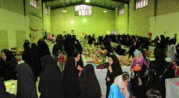 نمایشگاه مشاغل خانگی کمشچه به روایت دوربین چشم برخوار+تصاویر