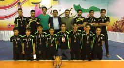 ورزشکار برخواری، داور مسابقات لیگ برتر کبدی استاندارد باشگاه های ایران شد