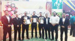 درخشش ورزشکاران برخوار در مسابقات پاورلیفتینگ بدون تجهیزات قهرمانی استان