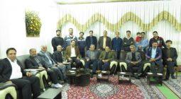 غلامرضا عرب در هفتمین قرار سه شنبه های ورزشی برخوار تقدیر شد+ تصاویر