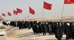 اعزام ۸۰ نفر از دانش آموزان برخوار به سرزمین شهدا