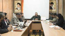 اجرای ۱۰۰ ویژه برنامه هفته بسیج در برخوار