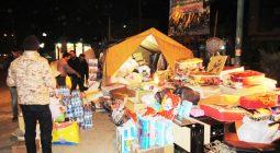 جمع آوری کمک های مردم برخوار به مردم زلزله زده غرب کشور/تصاویر