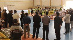 تیم سوم خرداد و اندیشه قهرمان مسابقات هندبال آموزشگاه های برخوار شدند