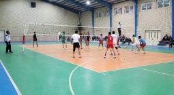 نتایج شب اول مسابقات والیبال جام شهید حججی برخوار+ تصاویر