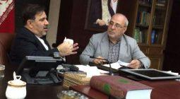 موافقت وزیر راه با آسفالت بخشی از جاده حبیب آباد