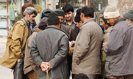 آغاز اعطای پروانه کار به اتباع خارجی افغانی و عراقی در اصفهان/فعالیت اتباع خارجی افغانی در برخوار مجاز است