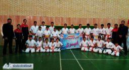 افتخارآفرینی تیم آکادمی کیوکوشین امیری برخوار در مسابقات قهرمانی استان+تصاویر