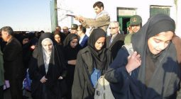 دانش آموزان دختر مدارس متوسطه دوم شهرستان عازم سرزمین شهدا شدند+ تصاویر