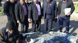 بازدید سرزده مسئولان از بازار روز دولت آباد/بازار به مکان دیگری منتقل شود/شهرداری راهگشا باشد