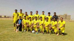 اعضای هیئت مدیره تیم فوتبال شهرداری حبیب آباد انتخاب شدند
