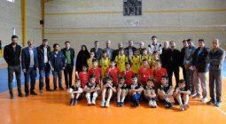 نتایج فینال مسابقات والیبال دانش آموزان پسر برخوار اعلام شد+ تصاویر