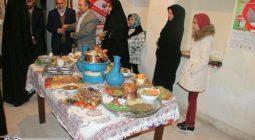 اجرای جشنواره غذای سنتی و محلی در محفل هنرمندان برخوار