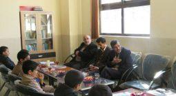 مسئولان به فکر مهاجرپذیر بودن مدارس محسن آباد باشند