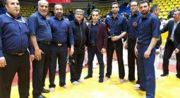 افتخارآفرینی تیم آکادمی کیوکوشین امیری برخوار در مسابقات کشوری