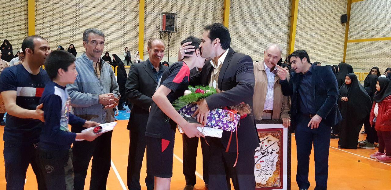 نتایج مسابقات قهرمانی جام شهدای برخوار اعلام شد+ تصاویر