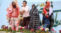 جشن بزرگ کوثر در بوستان مادر دولت آباد/ تصاویر