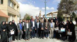 بازدید کارشناسان آموزش و پرورش استان از وضعیت مدارس برخوار /تصاویر