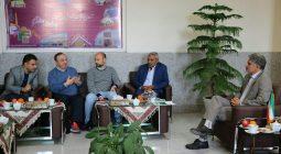فرماندار برخوار با اجرای طرح شرکت ایتالیایی در برخوار موافقت کرد
