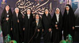 یادواره ۲۹ شهید  محله خوشی دولت آباد برخوار در قاب تصویر