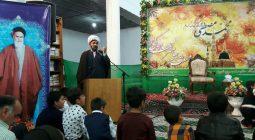 جشن مبعث پیامبر مهربانی ها در شهر کمشچه/ تصاویر