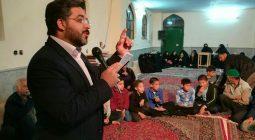 مراسم افتتاح مسجدالنبی (ص) دولت آباد برگزار شد+ تصاویر