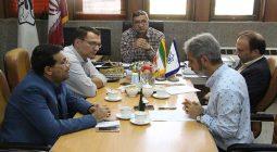 کمیته کاهش هزینه ها در شهرداری دولت آباد تشکیل جلسه داد