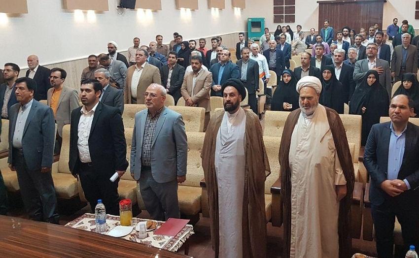 امام جمعه دولت آباد: مردم از شما مسئولان شهرستان گله مند هستند/تصاویر