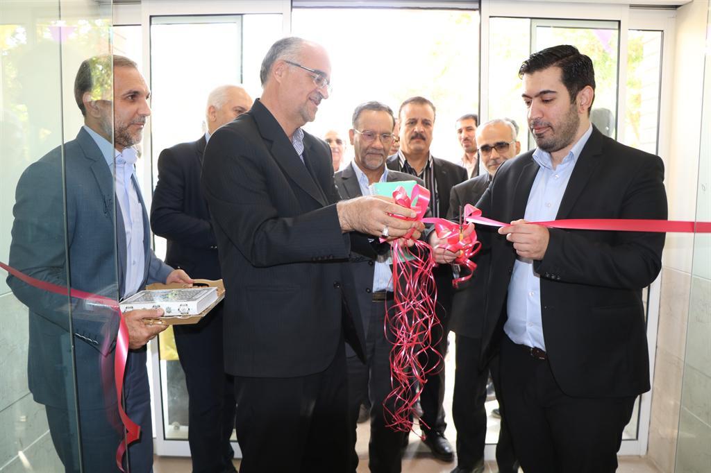 افتتاح ساختمان جدیدالتاسیس اداره گاز و مرکز ترک اعتیاد حیات پاک برخوار+ تصاویر