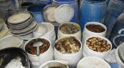 پلمپ واحد عرضه کننده ترشیهای غیربهداشتی در برخوار