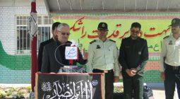 زنگ شکوفه ها در آموزشگاه حضرت رقیه (س) شهر دستگرد نواخته شد/ تصاویر