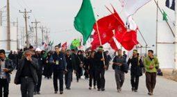 دو دفتر در شهرستان برخوار برای ثبت نام اتباع خارجی برای حضور در مراسم اربعین