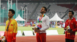 علینجیمی: میخواهم مدالهایم را به رهبر انقلاب هدیه کنم/ برای انتقاد از مدیران ورزش اصفهان دنبال رسانه بودم