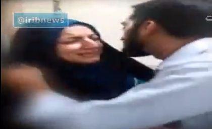 فیلم کامل لحظه خداحافظی شهید محسن حججی با خانواده و عکس از سر بریده او (۱۸+)