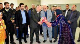 حضور استاندار و نمایندگان مجلس اصفهان در برخوار/ تصاویر