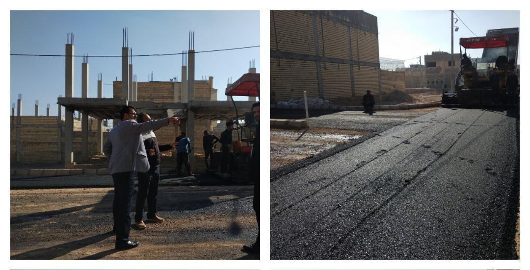 شهردار دستگرد:  عملیات اجرایی پروژه میدان قدس به پایان رسید