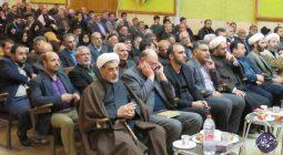 همایش بزرگ چهل سال افتخار انقلاب فاطمی در دولت آباد /تصاویر