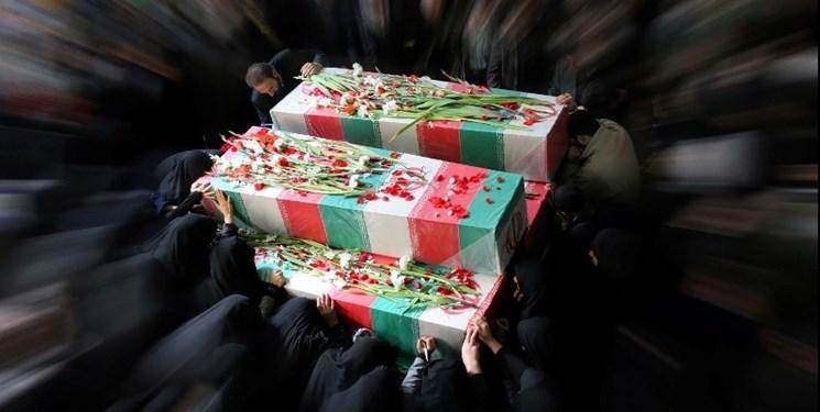 اسامی شهدای اصفهانی حادثه تروریستی زاهدان+جزئیات تشییع