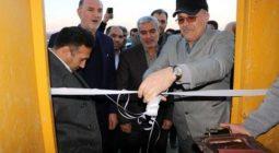 سه طرح خدماتی و کشاورزی در برخوار افتتاح شد