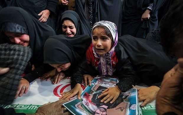 گزارشی تکان دهنده از بازماندگان شهدای پاسدار اصفهان