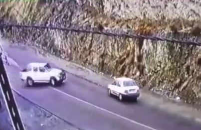 ریختن گازوئیل در جاده چالوس شایعه یا واقعیت؟